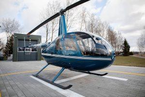 Diamond Sky Helicopter Robinson R44 Raven II