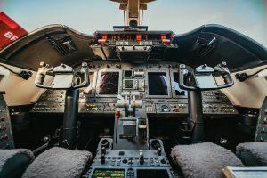 Bombardier Learjet 60 XR ES-BEL Diamond Sky